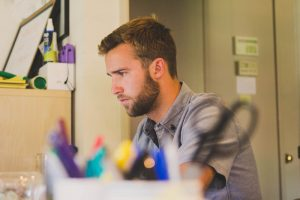 freelancer, home office